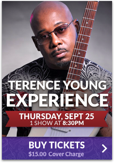 Terence Young Experience